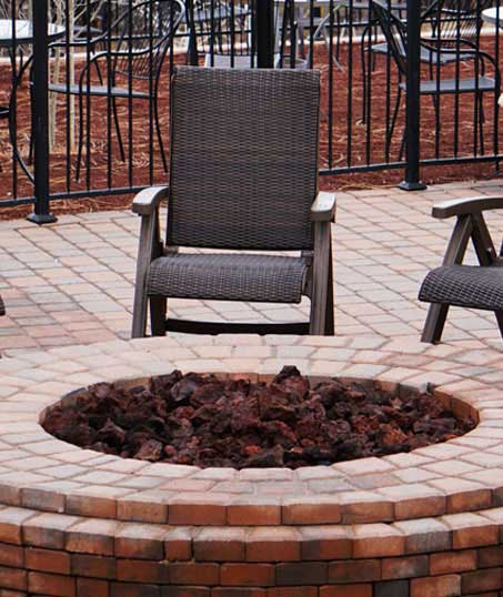 Good Guys Property Maintenance Inc Outdoor Fire Pits
