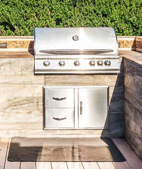Good Guys Property Maintenance Inc Outdoor Kitchen Services