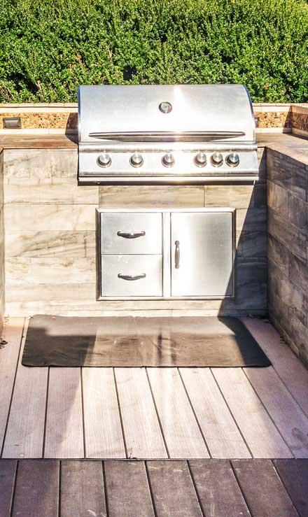 Good Guys Property Maintenance Inc Outdoor Kitchen