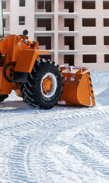 Good Guys Property Maintenance Inc Commercial Snow Removal