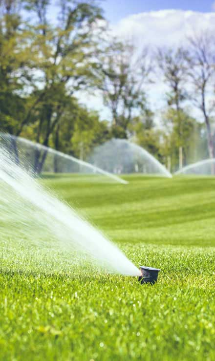Good Guys Property Maintenance Inc Sprinkler Installation