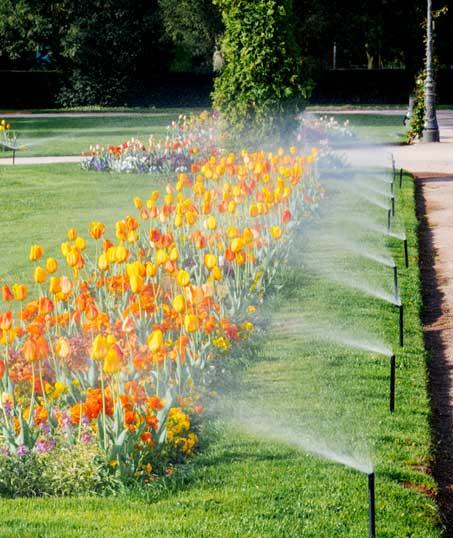 Good Guys Property Maintenance Inc Sprinkler Blowout