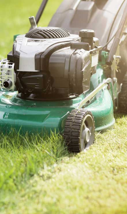 Good Guys Property Maintenance Inc Residential Lawn Mowing