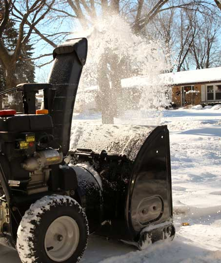 Good Guys Property Maintenance Inc Residential Snow Removal