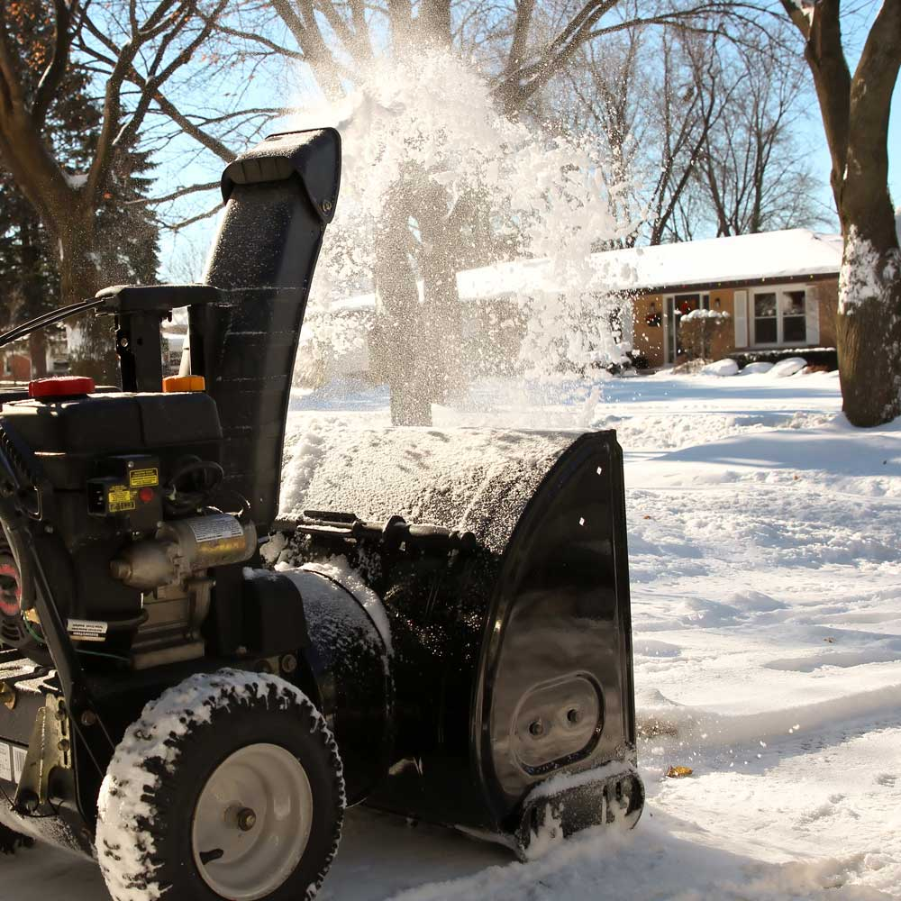Residential Snow Removal Service