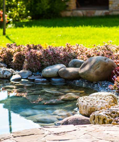 Good Guys Property Maintenance Inc Residential Water Features